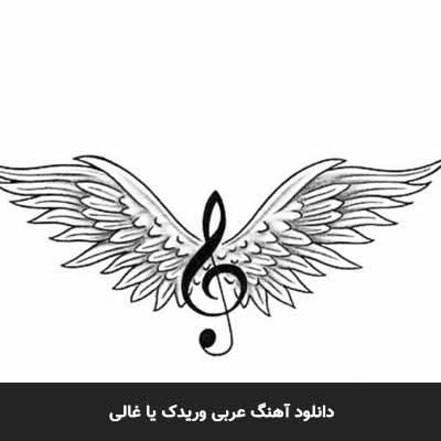 دانلود آهنگ عربی وریدک یا غالی